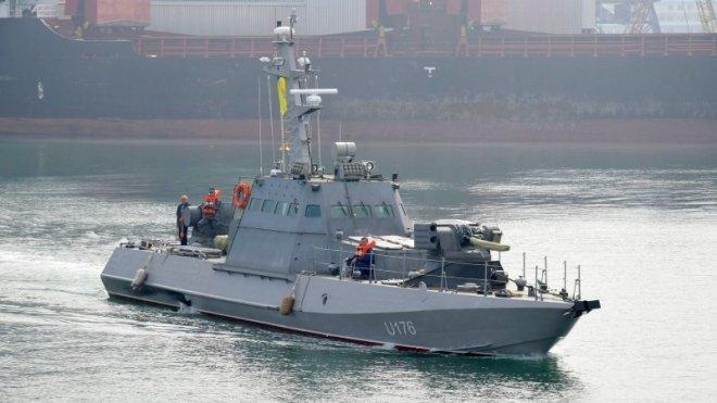 Киев признал, что не сможет достигнуть паритета с Россией на Черном море, и решил строить небольшой флот