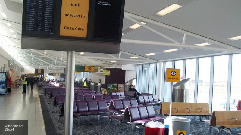 Самолет авиакомпании British Airways по ошибке прилетел не в ту страну