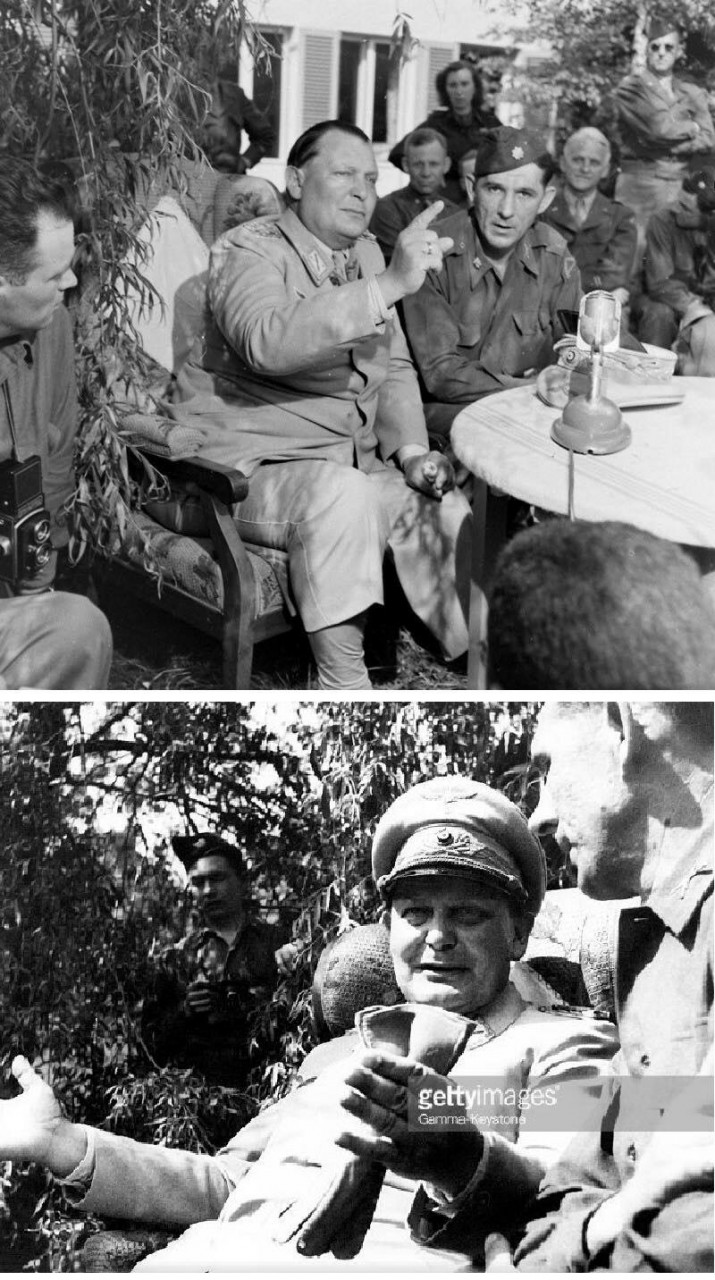 "Готтендорф Е. ""Герман Геринг"" история, ретро, фото"