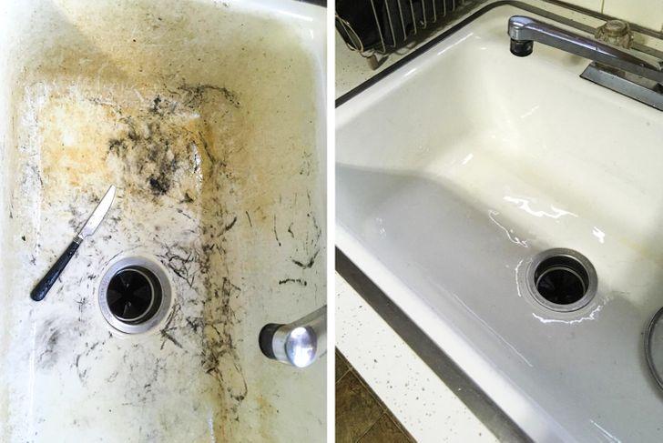 20+ человек, которые отмыли то, что, казалось, отмыть уже невозможно