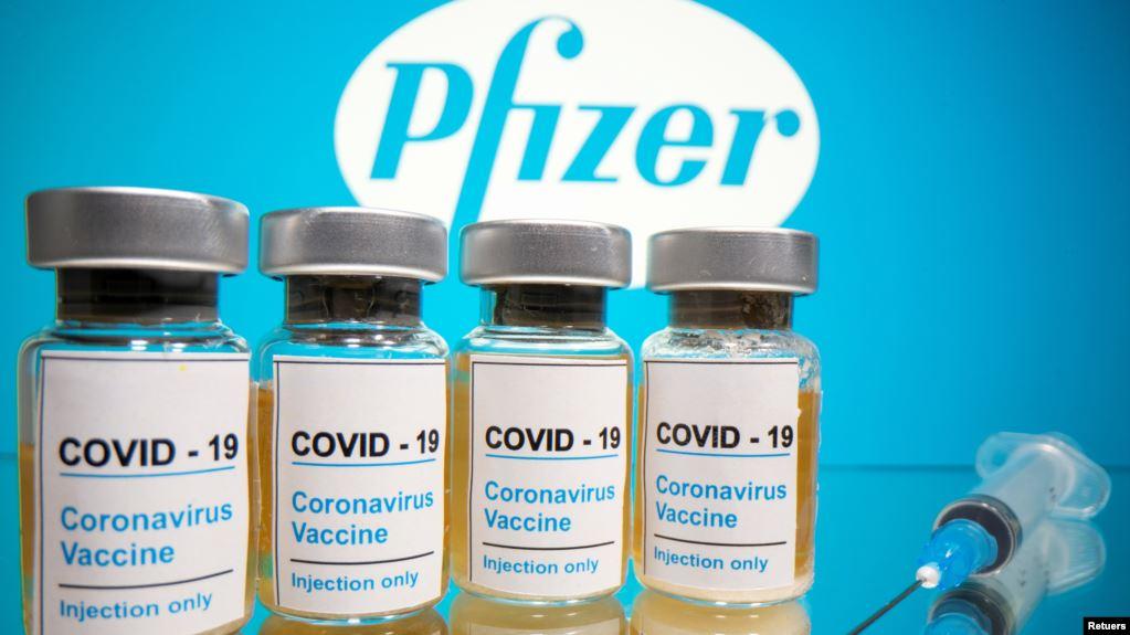Вакцина Pfizer и BioNTech показала 90-процентную эффективность