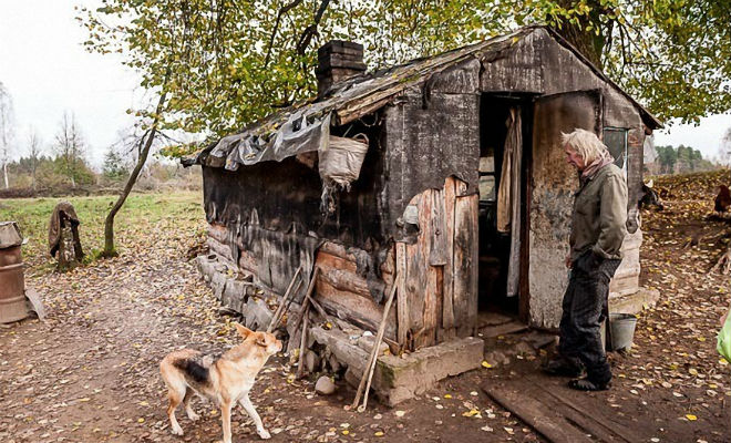 30 лет без людей: рассказ отшельника