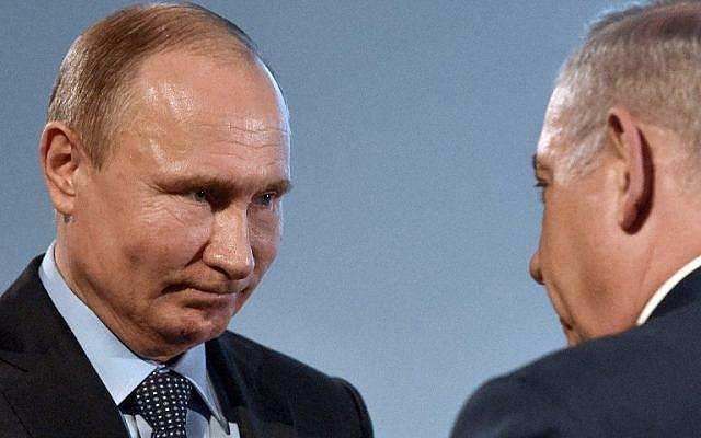 """Путин сказал """"Хватит!"""" и Изр…"""