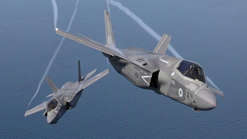 F-35B: новый вклад в теорию …