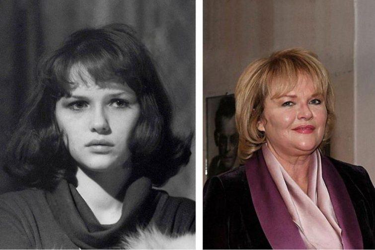 Дебютные роли известных советских актёров