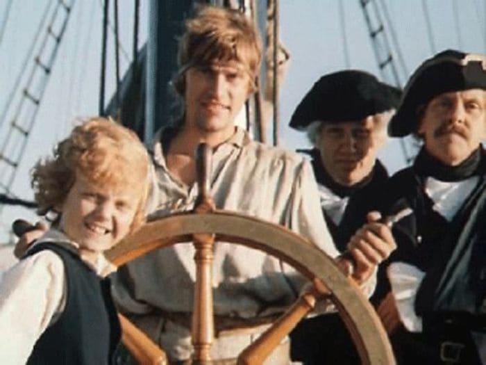 Как сложились судьбы актеров, которые снимались в фильме «Остров сокровищ»