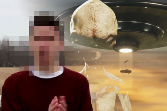 Путешественник во времени прошел тест на детекторе лжи и не стал врать Культура