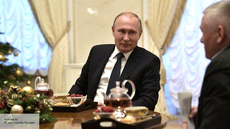 Президент РФ исполнил мечту …