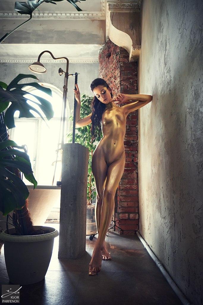 Снимки в жанре «Ню» Игоря Парфенова фотография