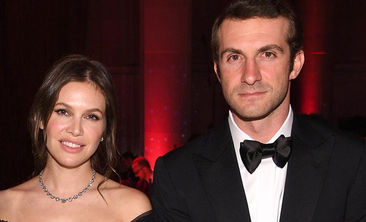 Даша Жукова и Ставрос Ниархос поженились