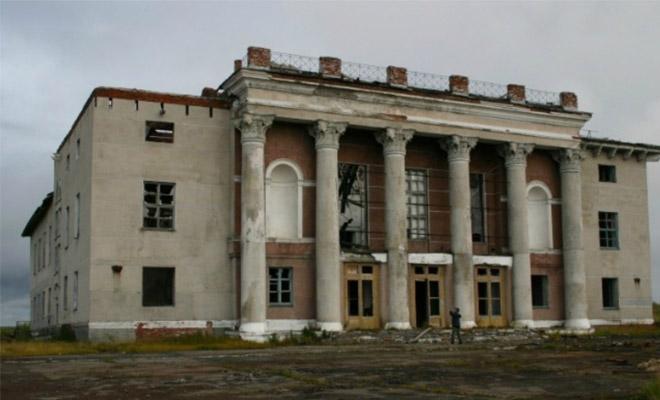 Заброшенные мегаполисы СССР