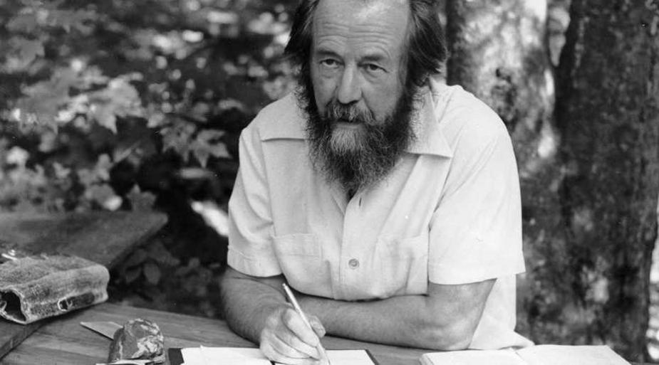 «Солженицын просто обречен б…
