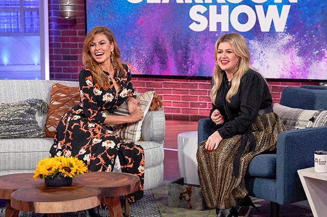 Ева Мендес рассказала, как они с Райаном Гослингом готовят дочерей к Хеллоуину Звездные дети