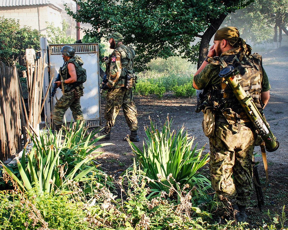 Украина готовится сдать опол…