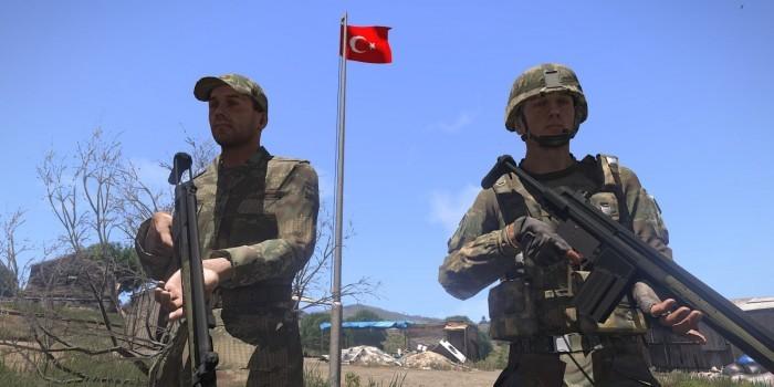 Эрдоган подписал закон об отправке турецких военных в Катар