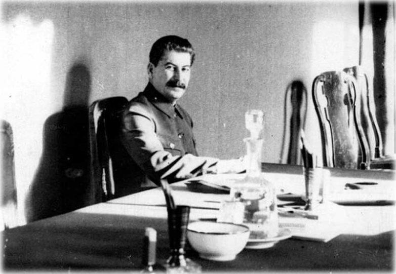 Любимые блюда советских вождей