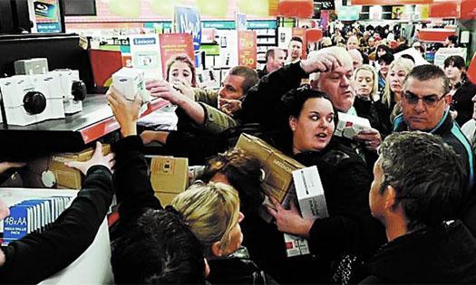 Политика создания общества потребления в России