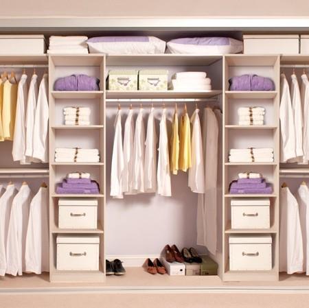 4 способа организовать гардеробную в маленькой квартире фото 1