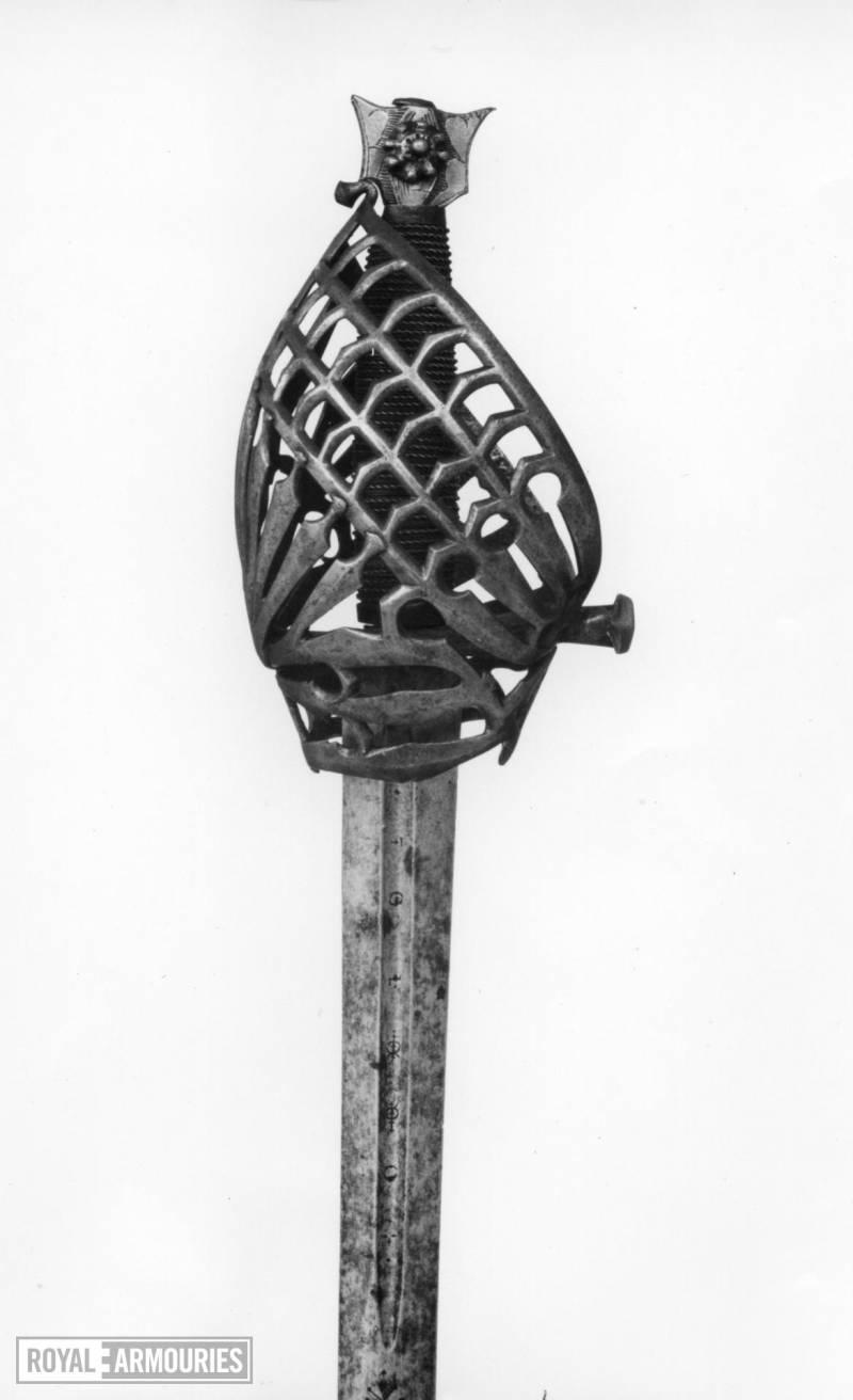 Палаш. Национальное оружие шотландца оружие