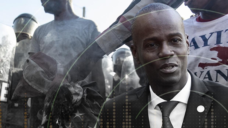 Сенат Гаити утвердил временного президента Политика