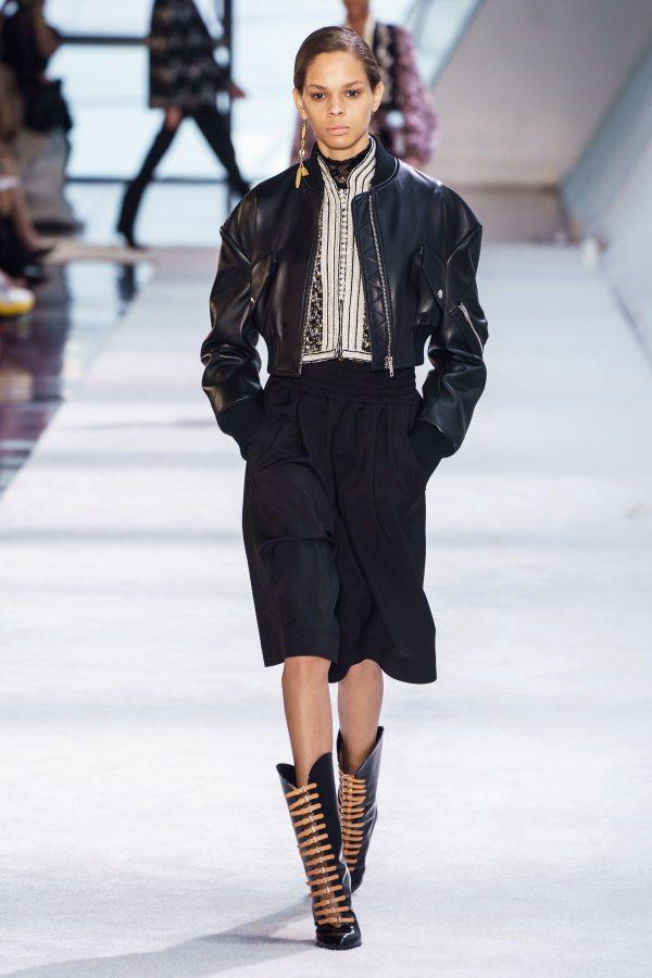 Модные демисезонные сапоги 2019