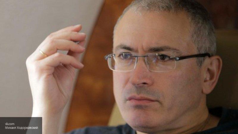 Ходорковский бросил надоевшего Навального ради нового проекта – Егора Жукова
