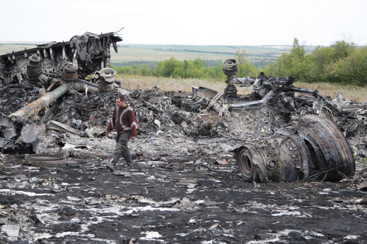 За вбросами по MH17 могут ст…