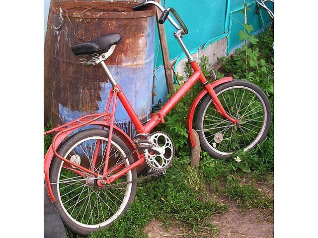 Кама велосипеды, ссср