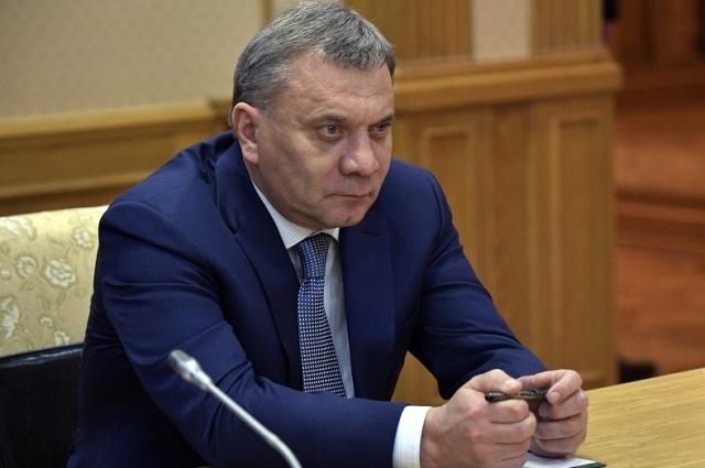 Дмитрия Рогозина сменил замминистра обороны Юрий Борисов