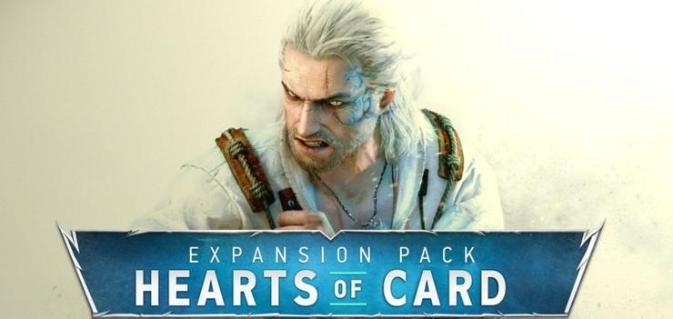 Не нравятся бои в The Witcher 3? Попробуйте Heart of Cards heart of cards,Ведьмак,Игры,моды
