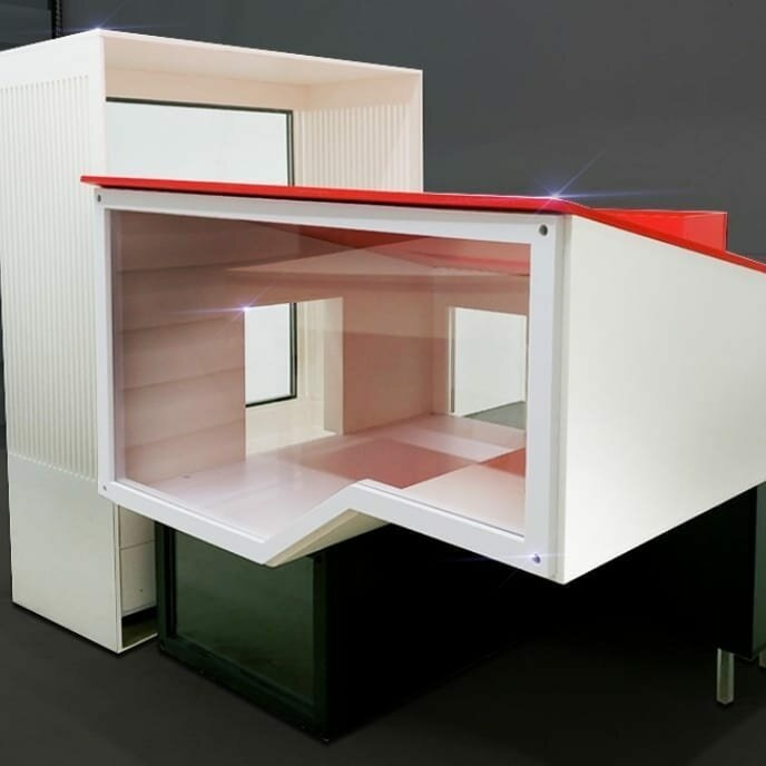 Южнокорейские дизайнеры строят минидворцы для хомяков домашние животные,интерьер и дизайн,наши любимцы