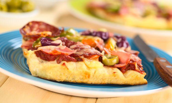 Молниеносная пицца - фантаст…