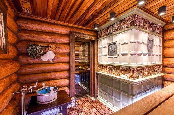 Рустика Ванная комната by 2Архитектора