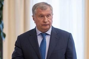 """Сечин """"на дне""""? «Роснефть» пойдет под суд из-за «Адмирала Кузнецова»"""