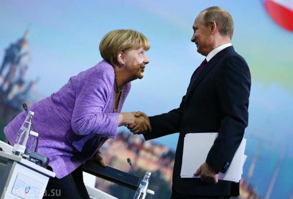 «Дальше сами»: Россия и Европа наносят сокрушительный удар по Вашингтону