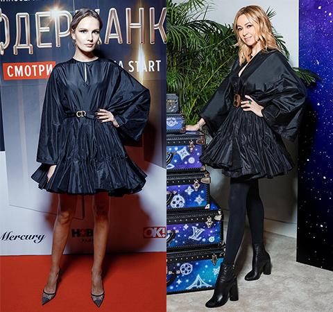 Битва платьев: Маруся Фомина против Яны Рудковской