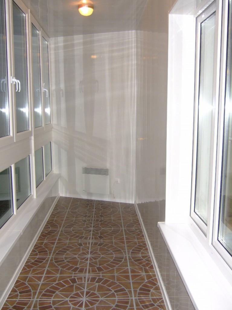 Как сделать оформление балкона.