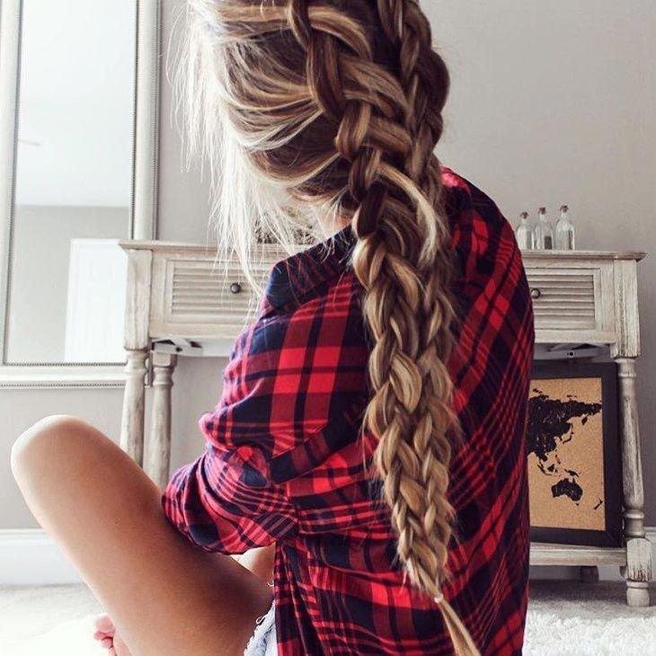 Девичья краса волосы, девушки, косы