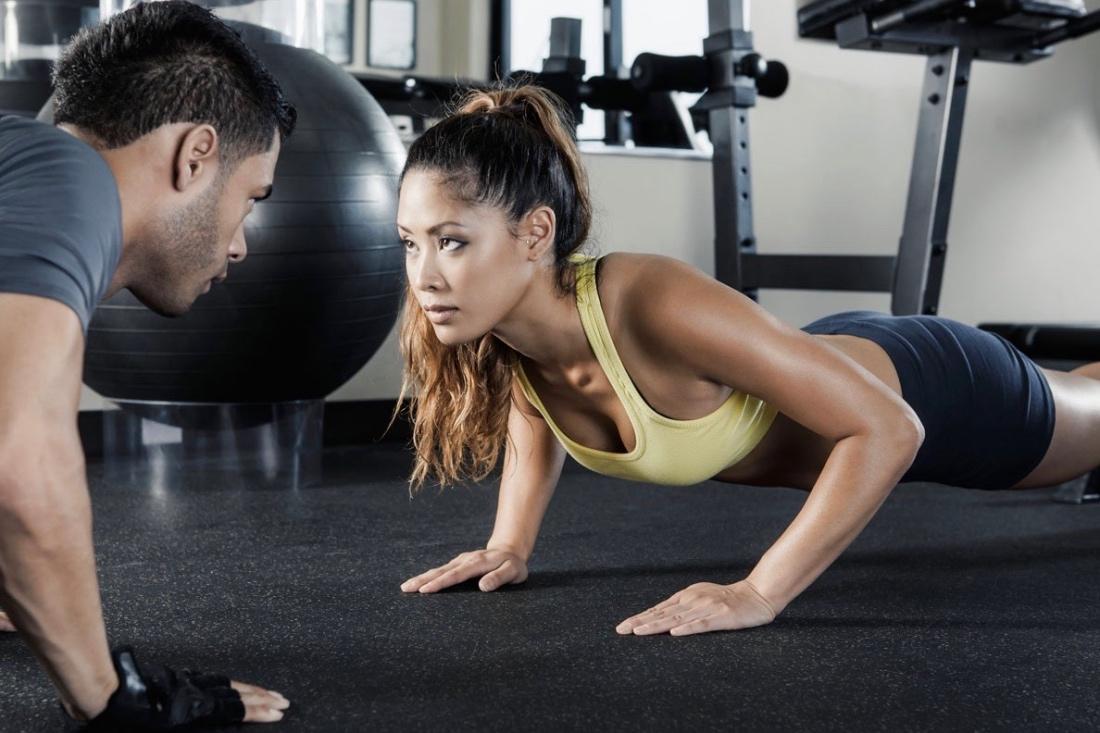 Как фитнес разрушает любовь