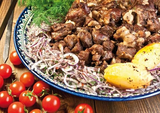 Казан-кебаб от www.dunduk-culinar.ru