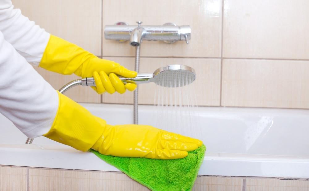 Как самому сделать средство для чистки ванной комнаты