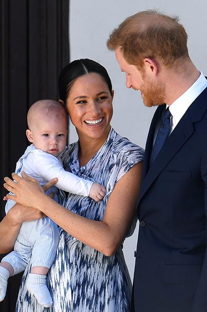 Меган Маркл и принц Гарри изменили планы относительно праздничной вечеринки в честь дня рождения сына Монархии