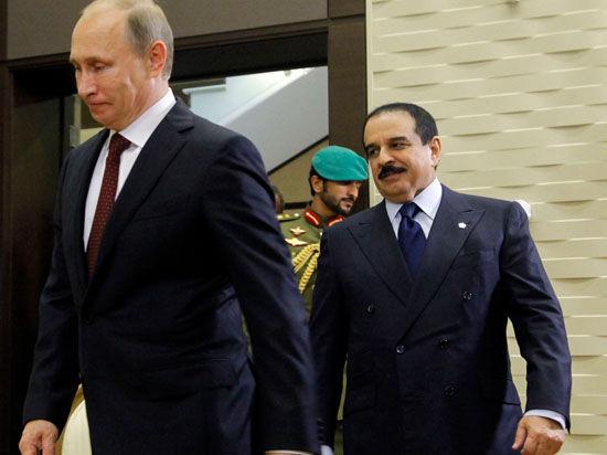 Нефтяная игра Путина с арабскими шейхами