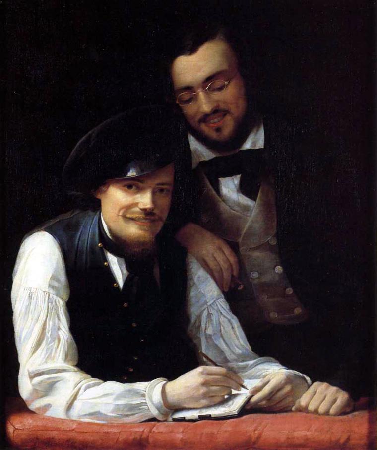 Романтичное волшебство женских портретов. Франц Ксавьер Винтерхальтер