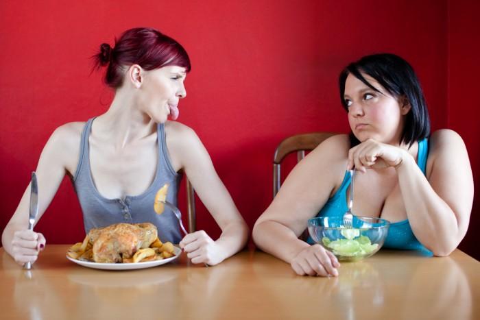 булимия как средство похудения