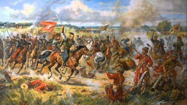 Битва при Конотопе, в которой отличился Бауман