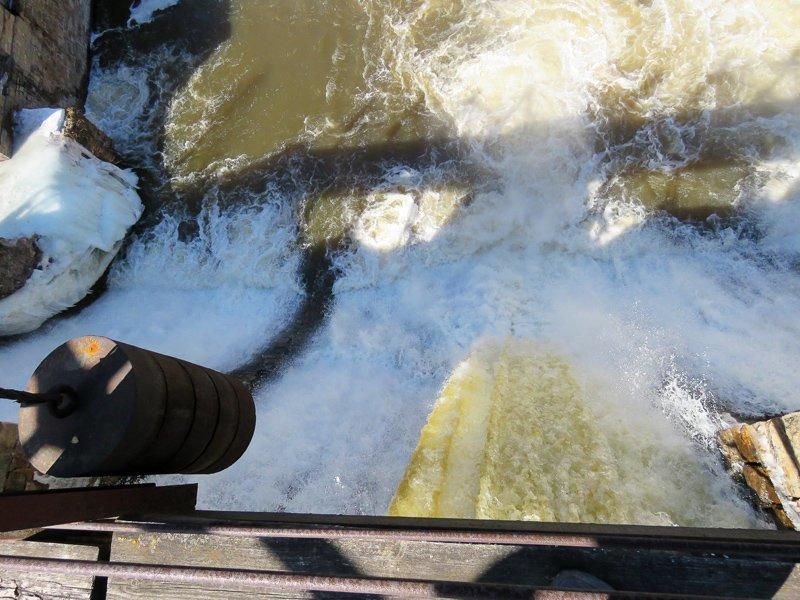 Пороги. Крупнейшая ГЭС дореволюционной России путешествия, факты, фото