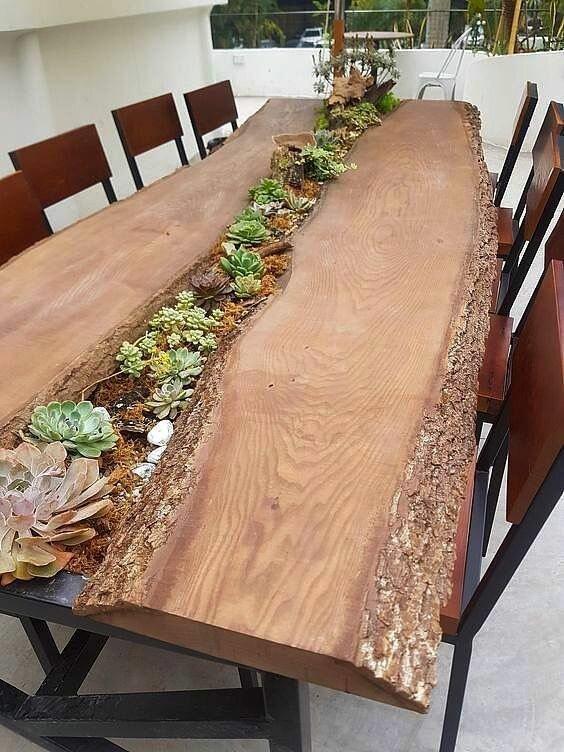 Необычные столы, от которых вы точно будете в восторге
