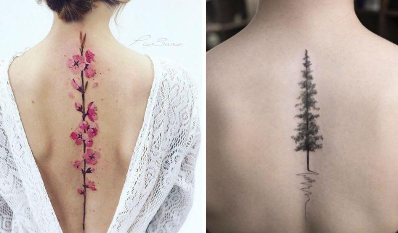 20 лучших идей для татуировок на спину