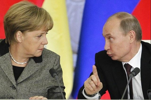 Путин vs Меркель: прорыва не…